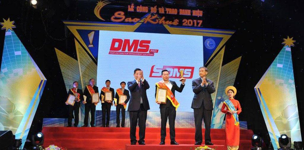 dmspro-dat-giai-thuong-sdms-sao-khue-2017