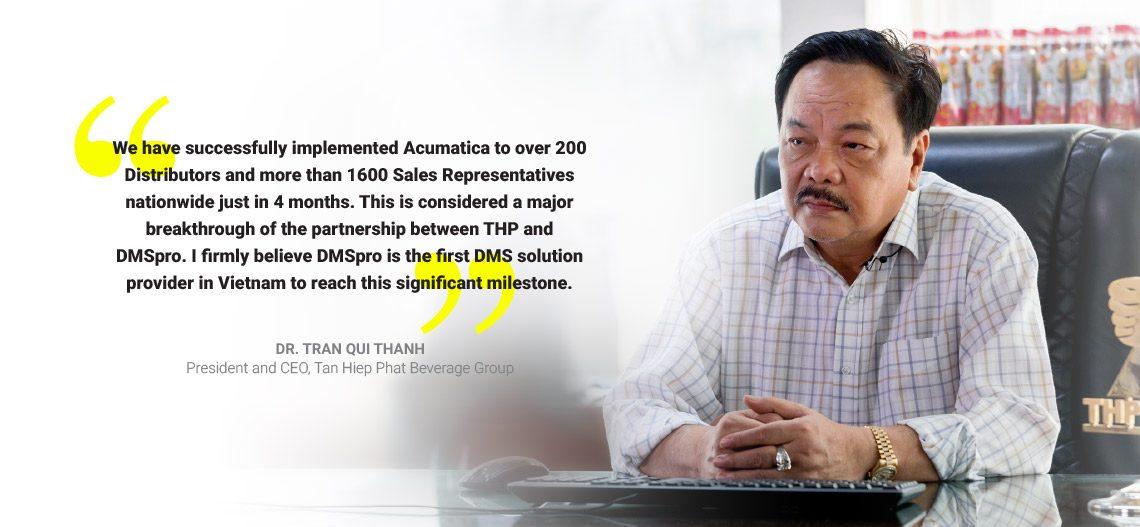 banner DMSpro customer